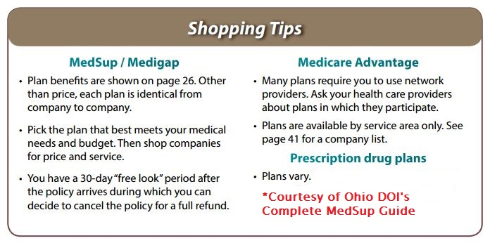 MedSupShopping Tips